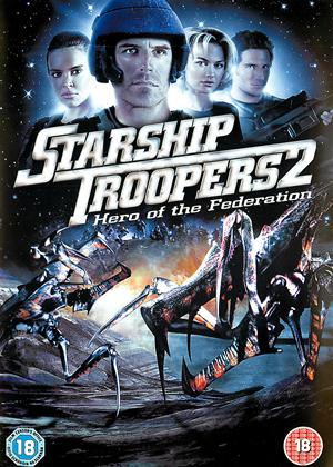 Starship Troopers 2: Hero of the Federation Online DVD Rental