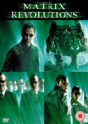 The Matrix Revolutions Online DVD Rental