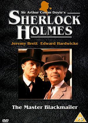 Sherlock Holmes: The Master Blackmailer Online DVD Rental