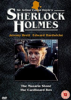 Sherlock Holmes: The Mazarin Stone / The Cardboard Box Online DVD Rental