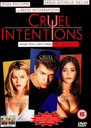 Rent Cruel Intentions Online DVD Rental