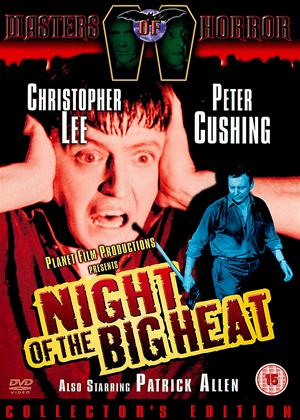 Rent Night of the Big Heat (aka Island of the Burning Damned) Online DVD Rental