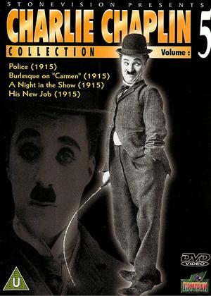 Rent Charlie Chaplin: Vol.5 Online DVD Rental