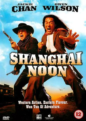 Rent Shanghai Noon Online DVD Rental