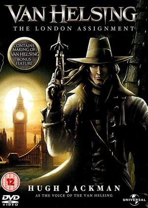 Van Helsing: The London Assignment Online DVD Rental