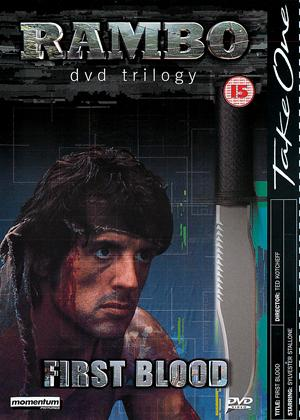 Rambo: First Blood Online DVD Rental