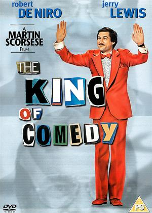 The King of Comedy Online DVD Rental
