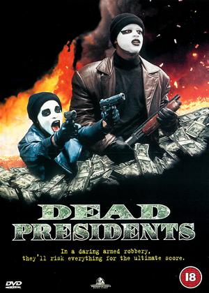 Dead Presidents Online DVD Rental