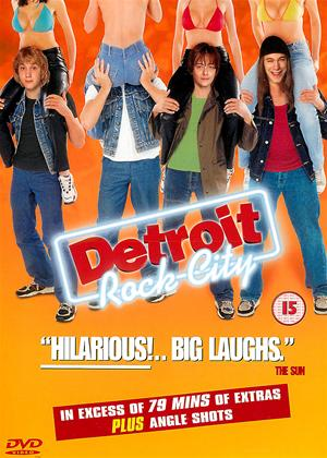 Detroit Rock City Online DVD Rental