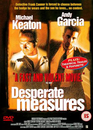 Desperate Measures Online DVD Rental