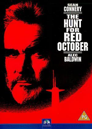 Rent The Hunt for Red October Online DVD Rental