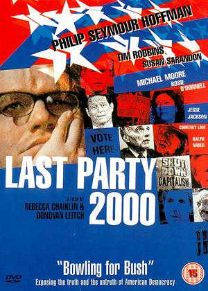 Last Party 2000 Online DVD Rental