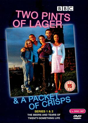 Two Pints of Lager and a Packet of Crisps: Series 1 and 2 Online DVD Rental