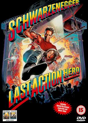 Rent Last Action Hero Online DVD Rental