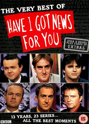 Have I Got News for You: The Very Best Of Online DVD Rental