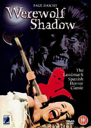 Werewolf Shadow Online DVD Rental