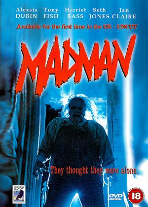 Rent Madman Online DVD Rental