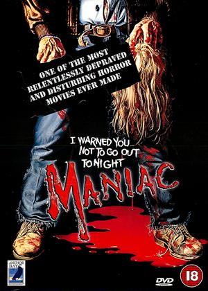 Maniac Online DVD Rental