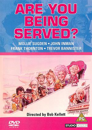 Rent Are You Being Served? Online DVD Rental