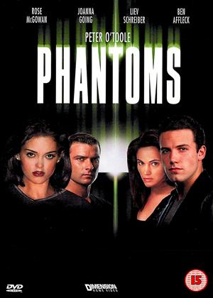 Phantoms Online DVD Rental