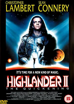 Highlander 2: The Quickening Online DVD Rental