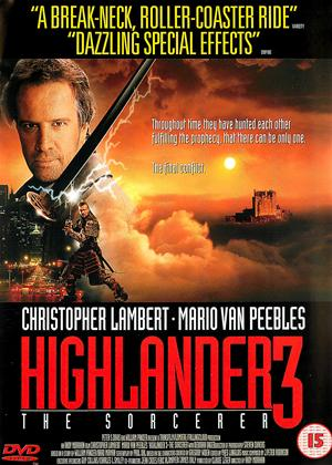 Highlander 3: The Sorcerer Online DVD Rental