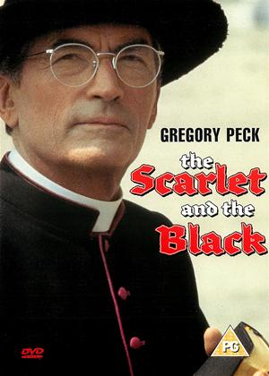 Rent The Scarlet and the Black Online DVD Rental
