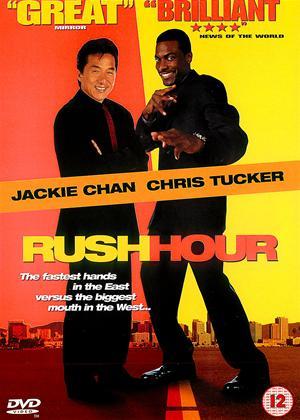 Rush Hour Online DVD Rental
