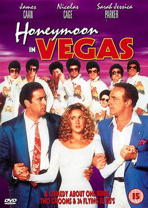 Honeymoon in Vegas Online DVD Rental