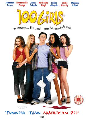 100 Girls Online DVD Rental