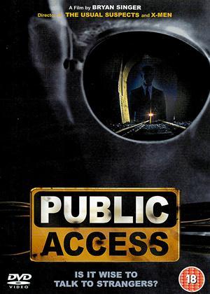 Public Access Online DVD Rental