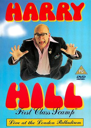 Rent Harry Hill: Live: First Class Scamp Online DVD Rental