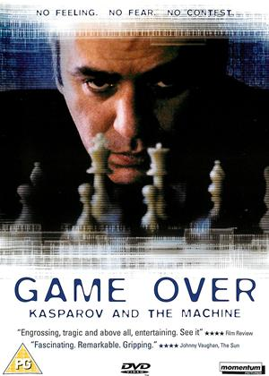 Game Over: Kasparov and the Machine Online DVD Rental