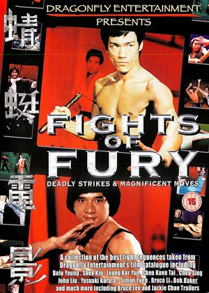 Fights of Fury Online DVD Rental