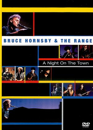 Rent Bruce Hornsby and the Range: A Night on the Town Online DVD Rental