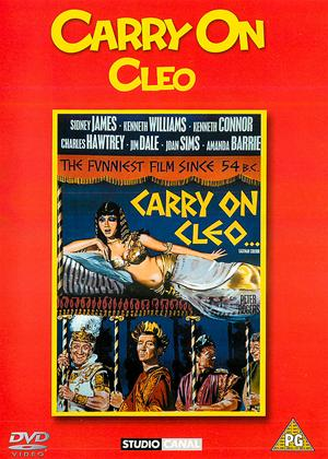 Rent Carry on Cleo Online DVD Rental