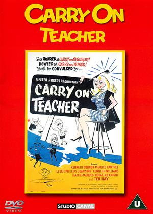 Carry on Teacher Online DVD Rental