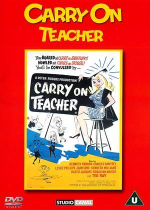 Rent Carry on Teacher Online DVD Rental
