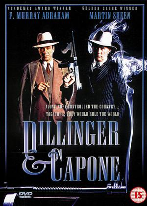 Dillinger and Capone Online DVD Rental