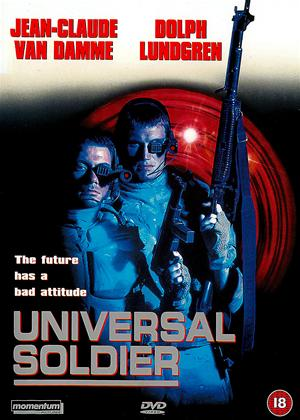 Rent Universal Soldier Online DVD Rental