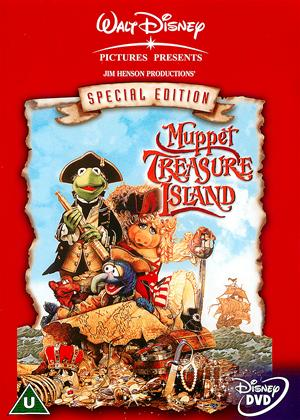 Muppet Treasure Island Online DVD Rental