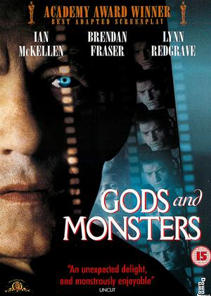 Gods and Monsters Online DVD Rental
