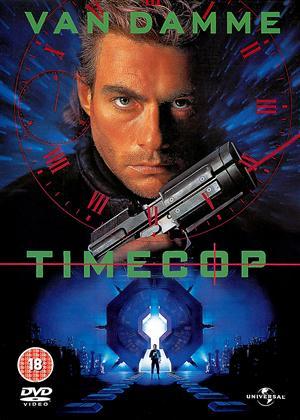 Timecop Online DVD Rental