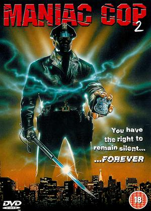 Rent Maniac Cop 2 Online DVD Rental