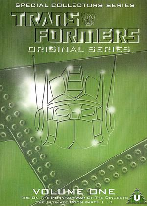 Rent Transformers: Original Series: Vol.1 Online DVD Rental