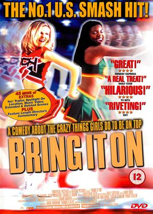 Rent Bring It On Online DVD Rental