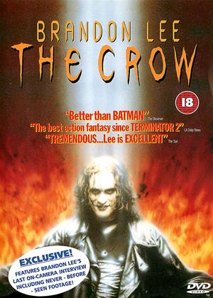 The Crow Online DVD Rental