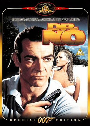 James Bond: Doctor No Online DVD Rental