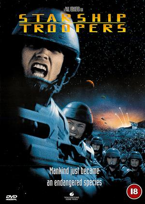 Starship Troopers Online DVD Rental
