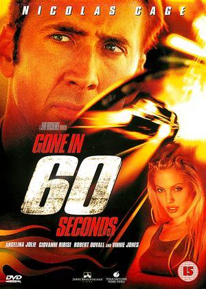 Rent Gone in 60 Seconds Online DVD Rental